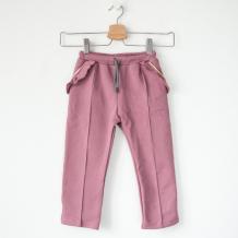Купить trendyco kids штаны с рюшей сухая роза тк306