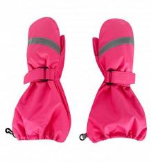 Купить варежки lassie, цвет: розовый ( id 9703692 )