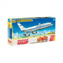 """Купить подарочный набор """"пассажирский авиалайнер""""ил-86"""", звезда ( id 3789498 )"""