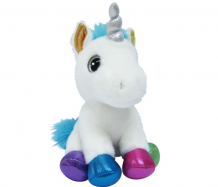 Купить мягкая игрушка aurora единорог 20 см 171136d 171136d