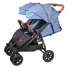 Купить coletto прогулочная коляска для двойни enzo