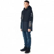 Купить куртка alpex, цвет: черный/синий ( id 12505540 )