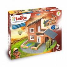 Купить строительный набор teifoc вилла с гаражом ( id 12579148 )
