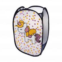 Купить корзина для игрушек наша игрушка единорожек ( id 12745534 )