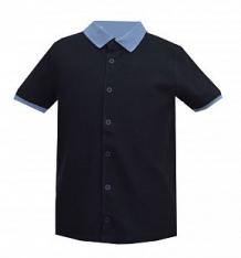 Купить рубашка белый слон, цвет: синий ( id 12774190 )