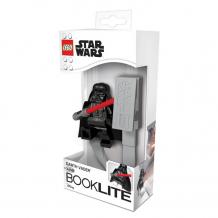 Купить lego star wars фонарик с зажимом для чтения darth vader lgl-cl21