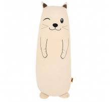 Купить kawaii factory игрушка-подушка подмигивающий кот 70 см kw178-000187