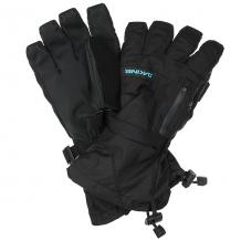 Купить перчатки сноубордические dakine titan glove tabor черный 1192643