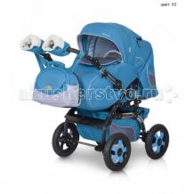 Купить коляска-трансформер caretto nicolas