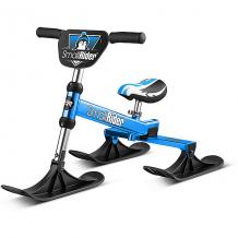 Купить снегокат small rider trio, синий 10383060