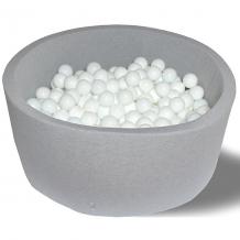 """Купить сухой бассейн hotenok """"первый снег"""" 40 см, 200 шариков 9633764"""