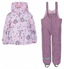 Купить комплект куртка/полукомбинезон bony kids, цвет: розовый ( id 9678324 )