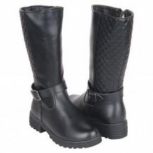 Купить сапоги kdx, цвет: черный ( id 10923080 )