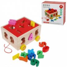 Купить сортер наша игрушка каталка развивающая hxh2019070901-12