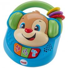 """Интерактивная игрушка Fisher-Price """"Смейся и учись"""" Плеер Учёного щенка ( ID 8068761 )"""