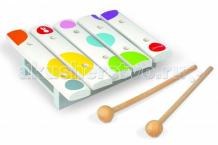 Купить музыкальный инструмент janod мини ксилофон j07603
