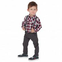 Купить брюки fun time, цвет: серый ( id 10870040 )