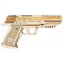 """Купить сборная модель ugears """"пистолет вольф-01"""" 8487833"""