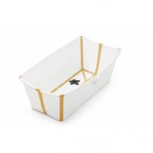Купить складная ванночка stokke flexi bath, желтый stokke 997055384