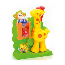 """Купить развивающая игрушка mioshi """"жираф"""" с шариками ( id 7461024 )"""