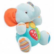 Купить игрушка интерактивная музыкальный слоник развитика ( id 11119424 )