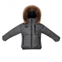 Купить куртка arctic kids, цвет: серый ( id 11309522 )