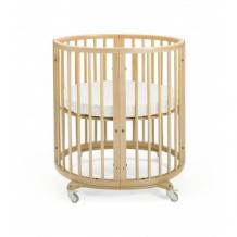 Кроватка-трансформер Stokke Sleepi Mini, натуральный Stokke 996744609