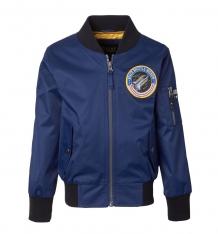 Купить куртка ixtreme by broadway kids, цвет: синий ( id 8414383 )