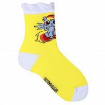 Купить носки akos rainbow dash, цвет: желтый ( id 12542188 )