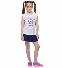 Купить футболка anta small kids coldplay, цвет: белый ( id 10304282 )