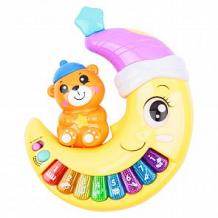 Купить развивающая игрушка игруша музыкальное пианино (желтое) ( id 12050464 )