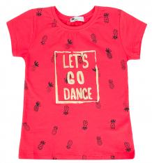 Купить футболка tuffy, цвет: коралловый ( id 9890727 )