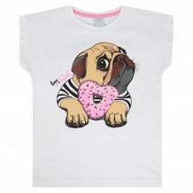 Купить футболка leader kids, цвет: белый ( id 11509132 )