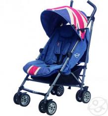 Купить коляска-трость easywalker mini buggy, цвет: union jack vintage ( id 4712359 )