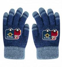 Купить перчатки bony kids, цвет: синий ( id 9803826 )