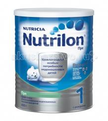 Купить nutrilon заменитель пре 1 с рождения 400 г 30621