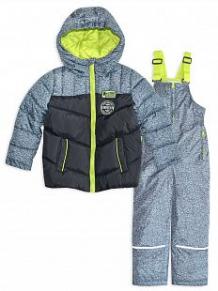 Купить комплект куртка/полукомбинезон me&we, цвет: серый ( id 11696572 )