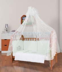 Купить комплект в кроватку esspero сrown 120х60 (6 предметов) rv51454