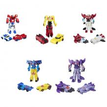 Купить hasbro transformers c0628 трансформеры роботы под прикрытием: крэш-комбайнер (в ассортименте)