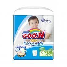 Купить goon подгузники-трусики s (4-9 кг) 62 шт. 753136/853625