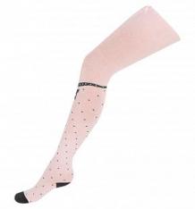 Купить колготки mark formelle точки, цвет: розовый ( id 10290617 )