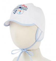 Купить шапка magrof, цвет: белый/голубой ( id 2674670 )