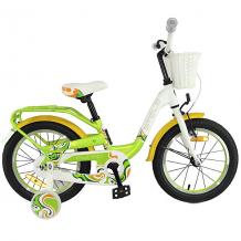 Купить двухколесный велосипед stels pilot-190 18 дюймов, зеленый/желтый/белый ( id 11097157 )