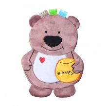 Комфортер BabyOno Медвежонок Todd 447