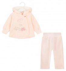 Купить комплект джемпер/брюки sofija fiszka, цвет: розовый ( id 8845261 )