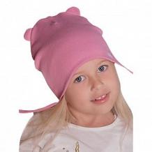 Купить шапка hohloon, цвет: розовый ( id 12605320 )