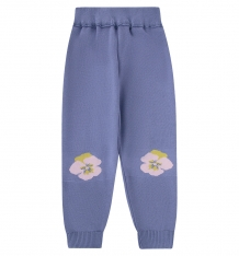 Купить брюки free age незабудки, цвет: фиолетовый ( id 7233889 )