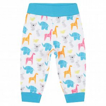 Купить брюки leader kids, цвет: белый ( id 12005794 )