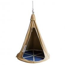 Купить гамак kett-up подвесной 140 см, оливковый ( id 12862892 )