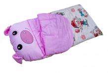 Купить спальный конверт доммой свинка